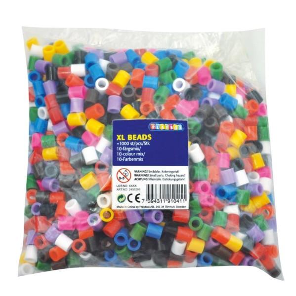 Playbox Beutel XL-Bügelperlen 1000