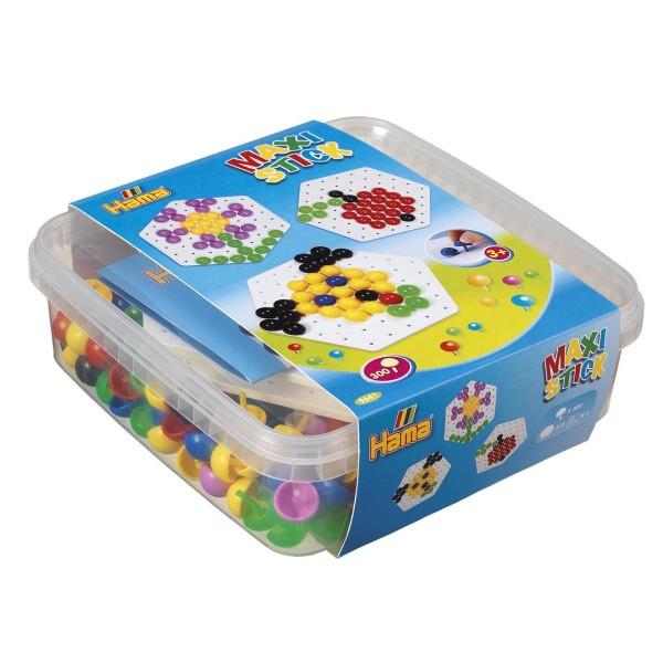 Hama Box mit Maxi-Stick